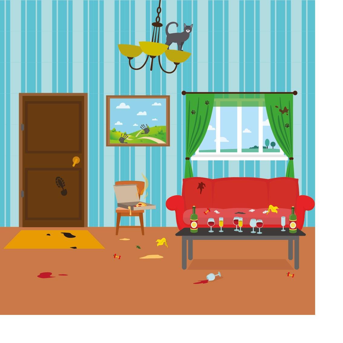 10 astuces pour organiser une soir e ou f te d. Black Bedroom Furniture Sets. Home Design Ideas