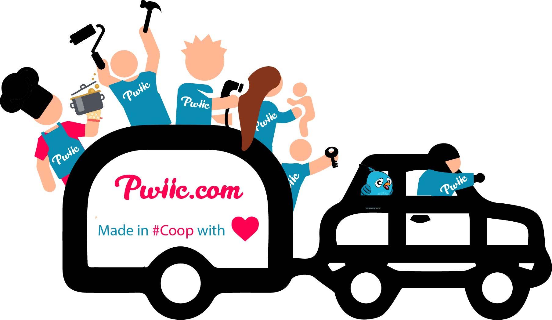 Devenir membre de la coopérative pwiic.com