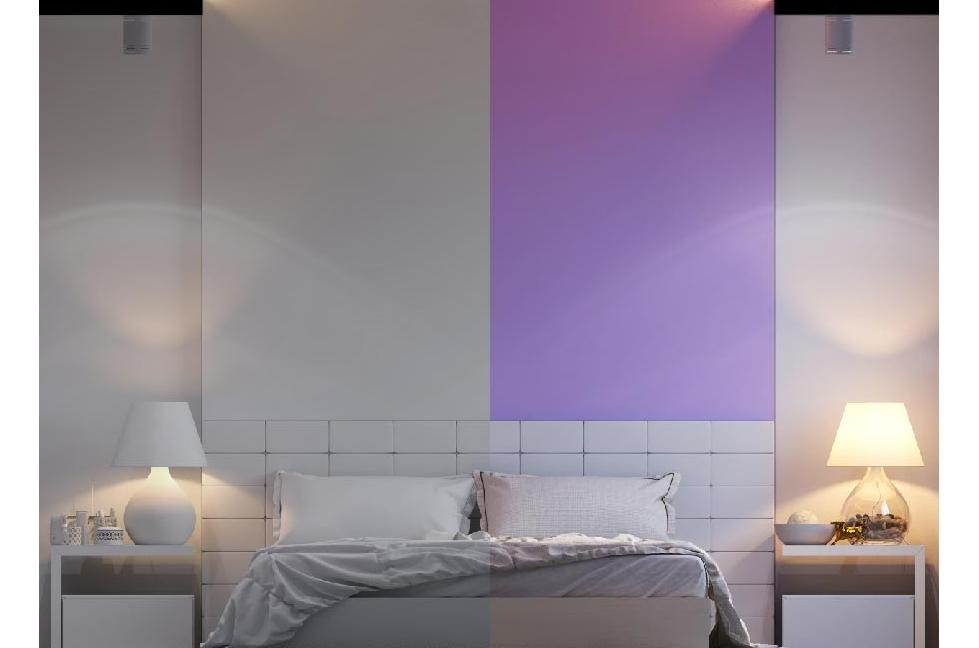 comment peindre un mur en deux couleurs. Black Bedroom Furniture Sets. Home Design Ideas