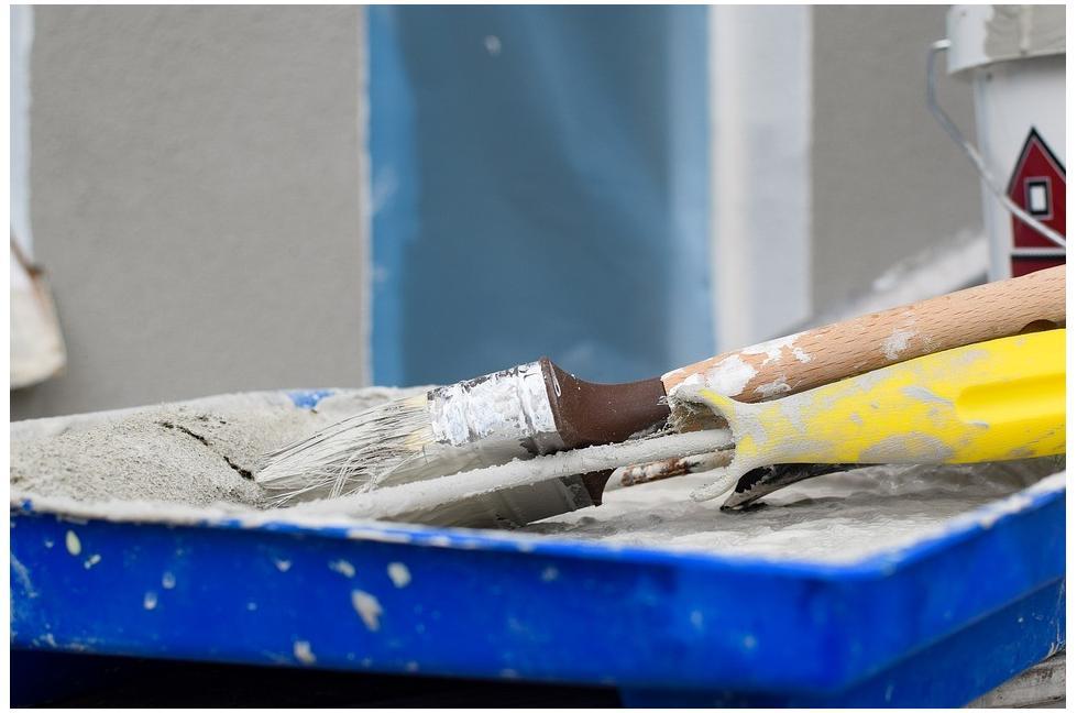 Comment Peindre Un Mur Sans Traces   PwiicCom