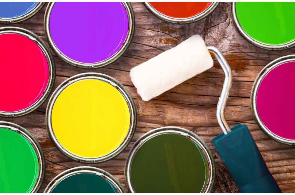 comment peindre un mur comme un pro ? - pwiic.com - Peinture Qui Masque Les Imperfections