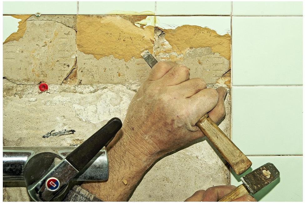 Comment Enlever Du Carrelage Mural Comme Un Pro Pwiiccom