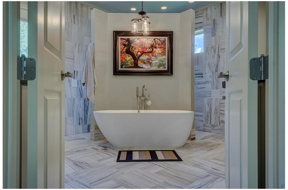 La hauteur idéale d\'une baignoire est de 55 cm - Pwiic.com